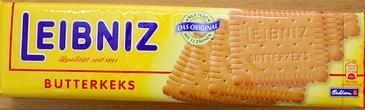 Leibniz 奶油餅乾