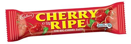 Cherry Ripe櫻桃巧克力 (52g)