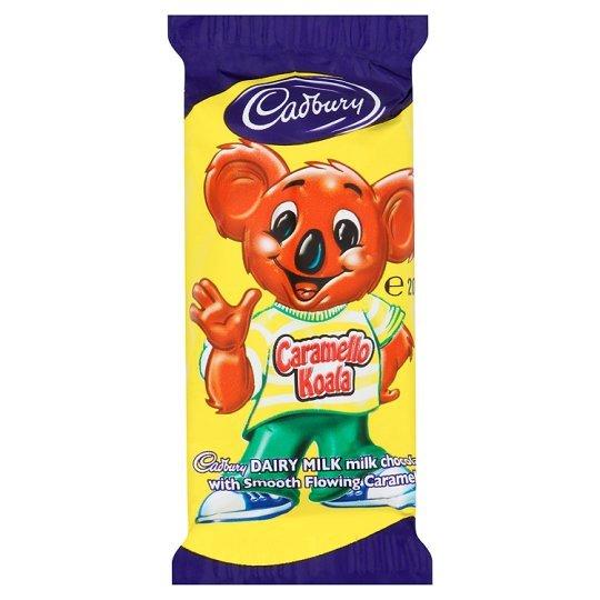 Caramello Koala 焦糖牛奶夾心巧克力