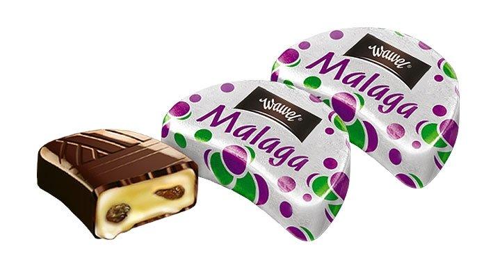 波蘭巧克力果仁糖 malaga