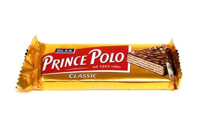歪國零食嘴-威化餅乾-波蘭-Prince-Polo-巧克力威化棒