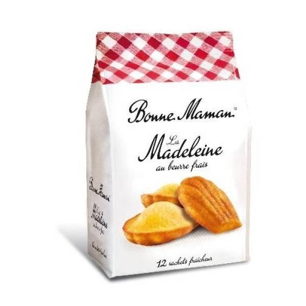 零食嘴大評比 一定要去吃的法國點心!8項解饞美食_1.Madeleine 瑪德蓮蛋糕