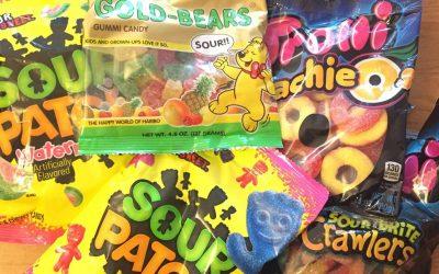 零食排行榜|美國 Top 5 各類酸軟糖大評比