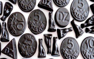 零食知多少|黑色的糖果竟然是歐洲人最愛?你聽過「八角味」甘草糖嗎?