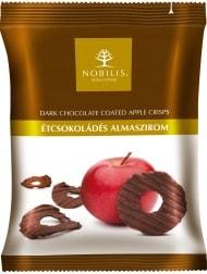 黑巧克力蘋果片