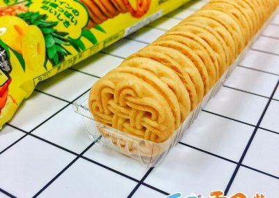 【日本】北日本期間限定鳳梨夾心餅乾