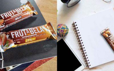突破營養棒不美味的迷思!讓你同時享受香甜與輕盈的Frutabela低卡堅果棒